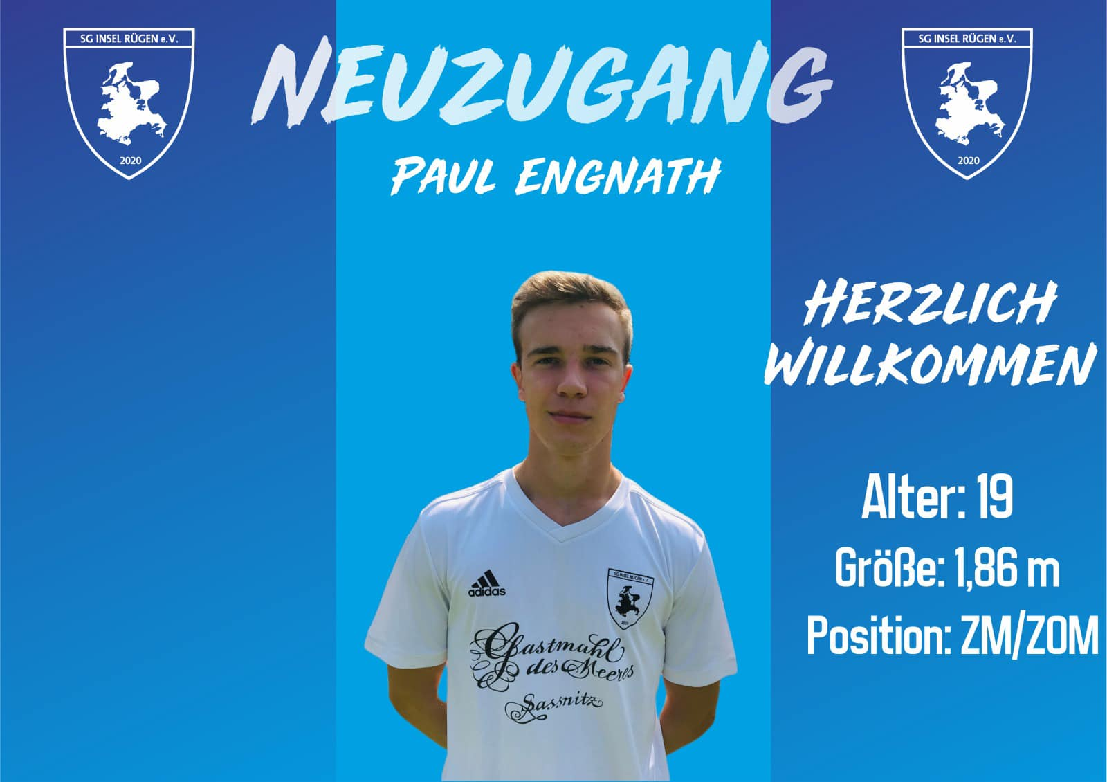 You are currently viewing Neuzugang Paul Engnath