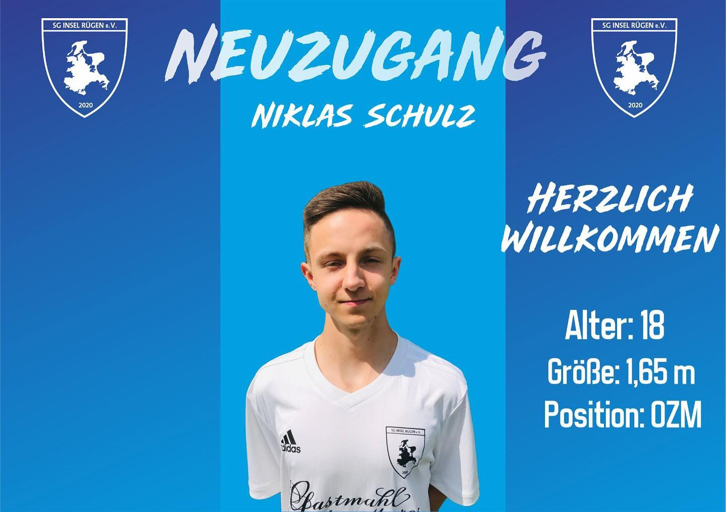 You are currently viewing Neuzugang Niklas Schulz