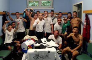 Read more about the article Pokalsieg der Männer